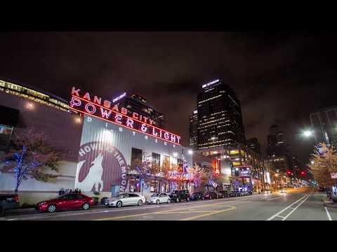 Inside into Kansas City Power & Light District - 2018 Promo