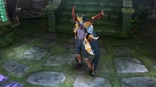 new skin Blackfeather so coll 😘😇
