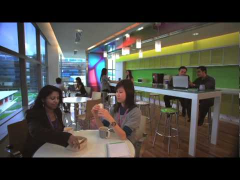 HP Global Center Cyberjaya: A Day At The Campus