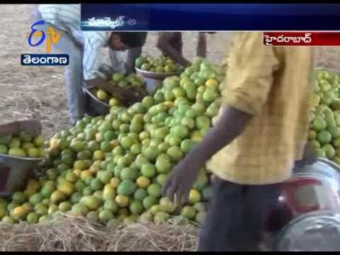 Gaddiannaram Market Merchants Strike Withdraw | After Official Talks Hyderabad