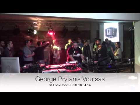 George Prytanis Voutsas at LockRoom (Watch full video at www.lockroom.tv)