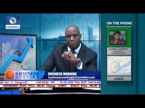Channels TV Correspondent Speaks On Capital Market Issues