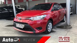 2017 Toyota Vios 1.3J - Used Car Review (Philippines)