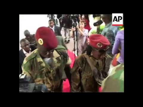 Central African Republic - CAR president and rebels reach deal that will allow him to stay in office