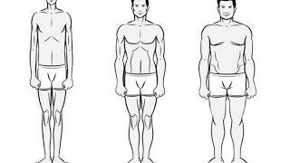 [Musculation Maroc] كيفاش تاكل أو تريني على حساب نوع الجسم ديالك ؟