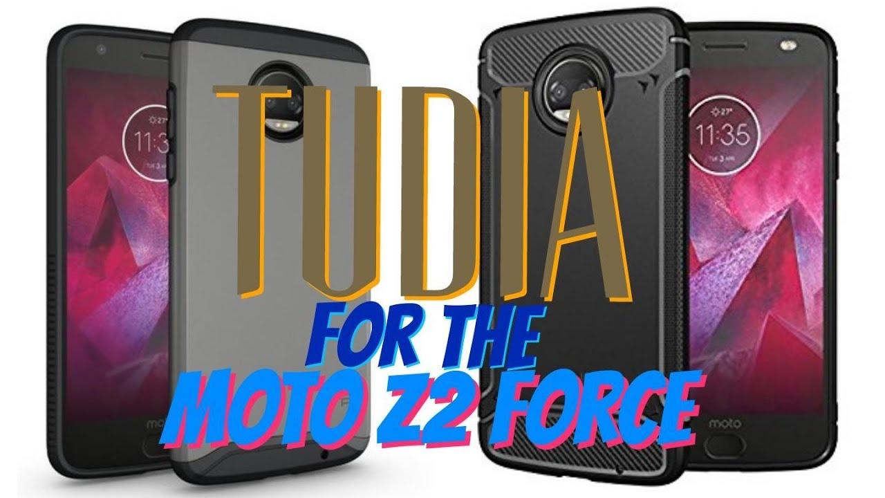 super popular 3f2e9 a224b Moto Z2 Force/Tudia TAMM & MERGE cases