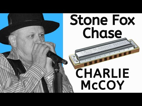 How to play the Old Grey Whistle Test theme (Stone Fox Chase) on harmonica