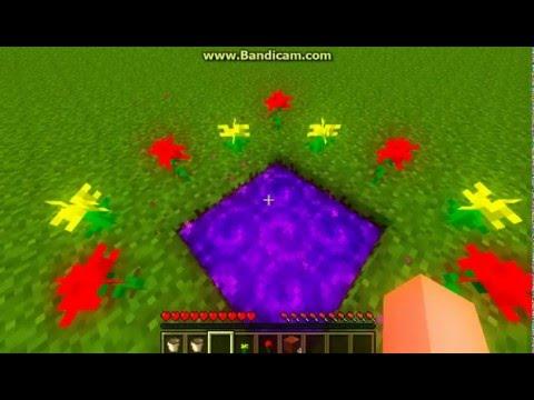Как сделать в майнкрафте портал в Сумеречный лес 12