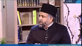 Ahmadiyya point of view regarding those who have changed the _Kalima_persented by khalid Qadiani.flv