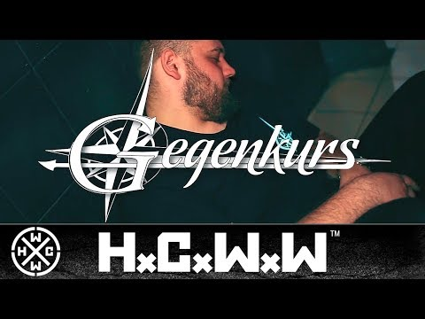 GEGENKURS - TRINK BIER - HARDCORE WORLDWIDE (OFFICIAL HD VERSION HCWW)
