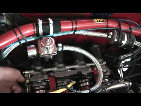 Repeat Suzuki Swift GTi Supersprint exhaust sound with 50mm pipe and