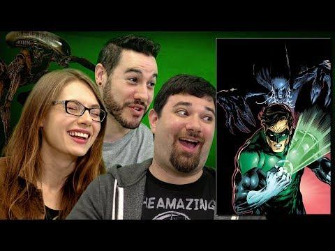 Green Lantern vs Aliens on Back Issues #AlienDay