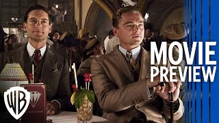 The Great Gatsby | Full Movie Preview | Warner Bros. Entertainment
