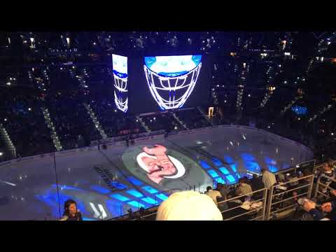 Tampa Bay Lightning Opening Pregame 4/12/18 vs New Jersey Devils Round 1 Game 1