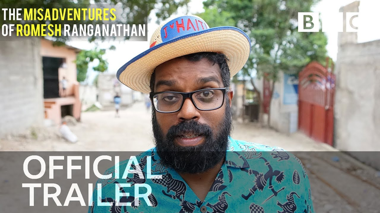 The Misadventures of Romesh Ranganathan: Trailer - BBC