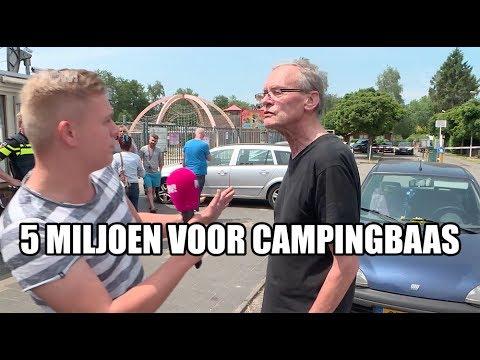 Campingbaas Fort Oranje krijgt 5 mln van gemeente