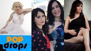 Maria Clara Spinelli encarna Marilyn #PopDrops @PopZoneTV