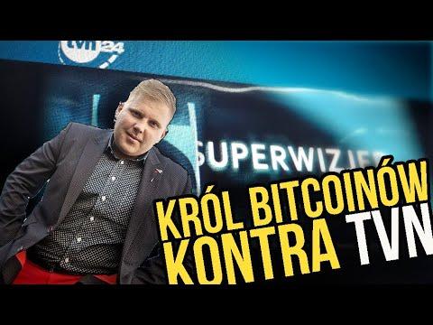 bitcoin pelnas w tvn)