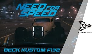 Need For Speed : Beck Kustom F132 ทำไมแพง   ᵈᵏˢ⋅ᶦᶰ⋅ᵗʰ
