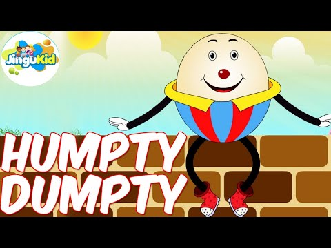 Humpty Dumpty Sat On A Wall and More Nursery Rhymes for Children   Kids Songs