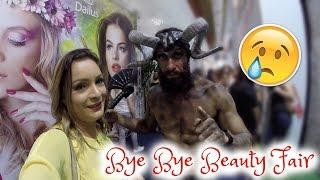 Bye Bye Beauty Fair | Último dia | Por Glaucia Sioli