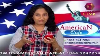 Ann Hosting American Cafe 14/12/2015