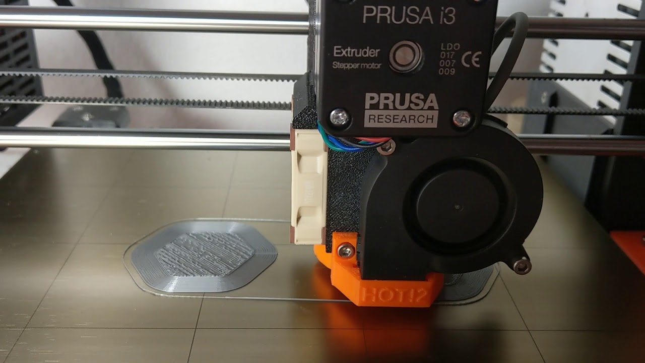 Repeat Prusa MK3 extruder clicking by Klaus Munk - You2Repeat