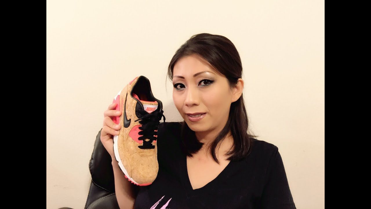 0c9911cb288 Nike Air Max 90 Anniversary popping corks! Unboxing and on feet review