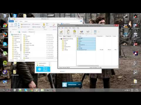 [Tutorial]Set up a USBwebserver