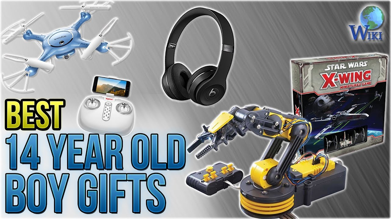 10 Best 14 Year Old Boy Gifts 2018 - YouTube