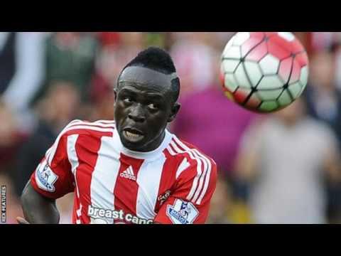 Sadio Mane: Southampton striker set for Liverpool medical after £34m fee agreed