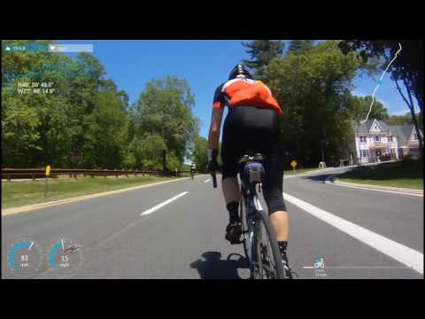 Time Trial - Bronx River Parkway - Bicycle Sundays - (HD)