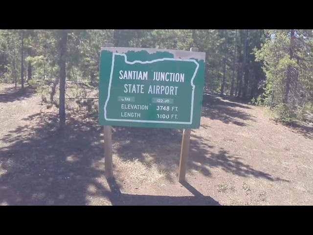 Santiam Junction State   Oregon   Cascade Range