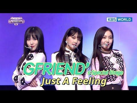 GFRIEND's SinB,Yuju,Yerin  - Just A Feeling