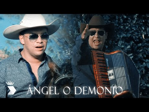 ANGEL O DEMONIO-- Fredy Montoya  Ft  Luisito Muñoz  (video oficial)