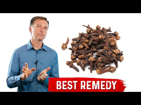 Use Clove for a Tooth Ache or Abscess