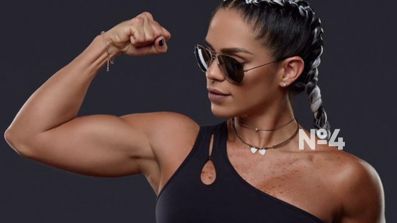 MICHELLE LEWIN  TOP 10 RICHEST Insta Fitness Stars   Forbes #4  Michelle Lewin