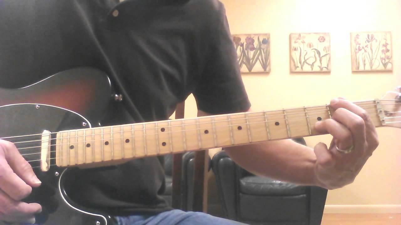 you make me brave d major electric rhythm guitar youtube. Black Bedroom Furniture Sets. Home Design Ideas