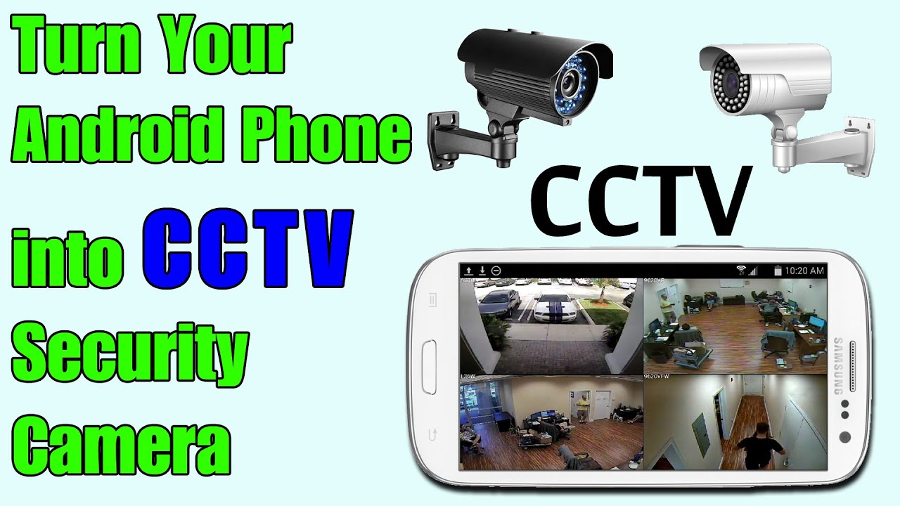 Android Security Camera Viewer App for iDVR-PRO CCTV DVRs