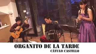 Organito de la tarde(黄昏のオルガニート)/バンドネオン×ギター×クラリネット(Bandoneon×Guitar×Clarinet)