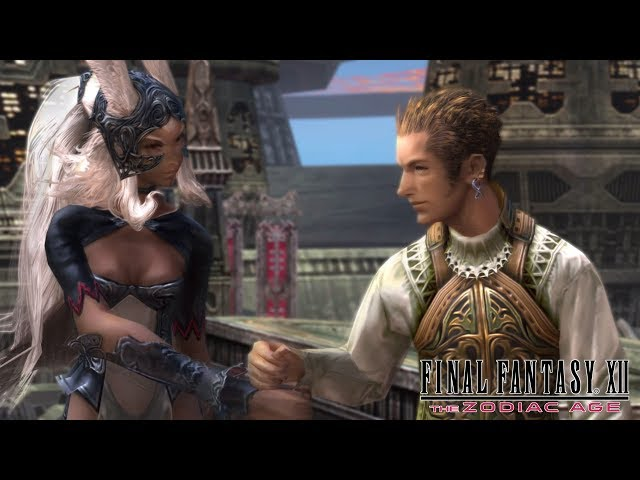 FINAL FANTASY XII THE ZODIAC AGE Gambit System Trailer