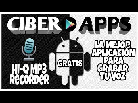 Hi-Q MP3 Recorder 2017 gratis grabadora de voz