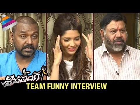 Shivalinga Movie Team Funny Interview | Raghava Lawrence | Ritika Singh | P Vasu | Telugu Filmnagar