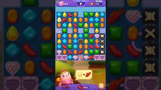 Candy Crush FRIENDS Saga level 218 no boosters