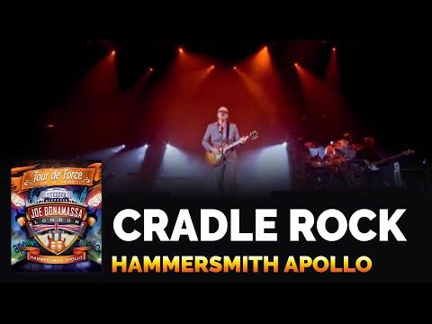 Joe Bonamassa - Cradle Rock - Tour de Force live in London 2013 Thumbnail image