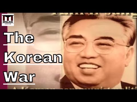 The Korean War, A History.  With Bruce Cumings - Part 1