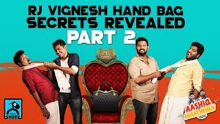 I will be getting married at Nadigar Sangam Mandapam - RJ Vignesh | ft. Aashiq & Maathevan
