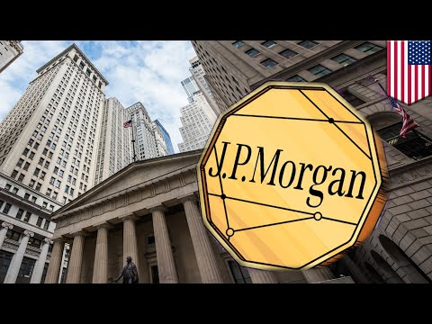 Cryptocurrency: JP Morgan Perkenalkan JPM Coin - TomoNews