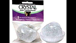 Дезодорант Кристалл С IHERB:IMPLITINA(При первом заказе на айхёрб вы получаете скидку до 10 долларов, если используете код. Сейчас часто айхёрб..., 2012-01-23T14:03:41.000Z)