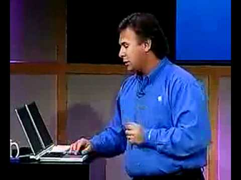 Special Event 2002: Apple introduces Xserve
